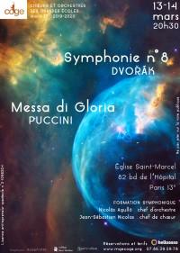 La Formation symphonique du COGE en concert