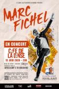 Marc Fichel au Café de la Danse