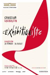 Christian Louboutin, L'exibition[niste] au Palais de la Porte Dorée