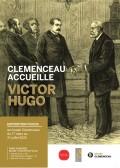 Clemenceau accueille Victor Hugo au Musée Clemenceau