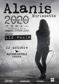 Alanis Morissette à l'AccorHotels Arena