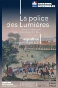 La Police des Lumières aux Archives Nationales