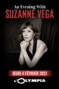 Suzanne Vega à l'Olympia