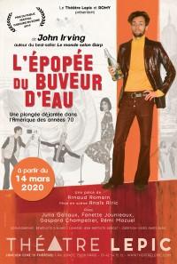 L'Épopée du buveur d'eau au Théâtre Lepic
