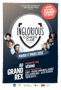 Inglorious Comedy Club au Grand Rex