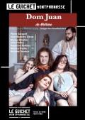 Dom Juan au Guichet-Montparnasse