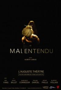 Le Malentendu à L'Auguste Théâtre