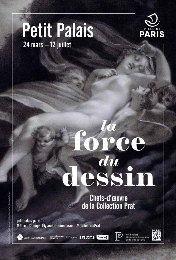 La Force du dessin - Exposition au Petit Palais