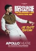 Redouane Behache : Je suis show à l'Apollo Théâtre