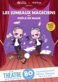 Les Jumeaux Magiciens : Drôle de magie au Théâtre BO Saint-Martin