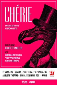 Chérie à L'Auguste Théâtre