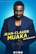 Jean-Claude Muaka en rodage à l'Apollo Théâtre