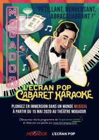Cabaret Karaoké au Théâtre Mogador