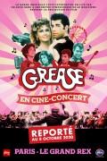 Grease en ciné-concert au Grand Rex