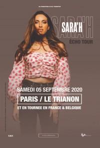 Sara'h au Trianon
