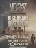 Rise of the Northstar et invités à l'Olympia