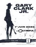 Gary Clark Jr à l'Olympia