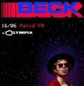 Beck à l'Olympia