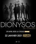 Dionysos au Zénith