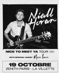 Niall Horan au Zénith de Paris