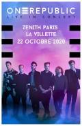 OneRepublic au Zénith de Paris