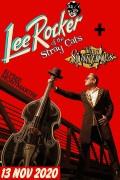 Lee Rocker et The Spunyboys à l'Élysée Montmartre