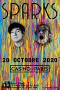 Sparks au Casino de Paris