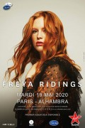 Freya Ridings à l'Alhambra