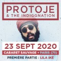 Protoje & The Indiggnation au Cabaret sauvage