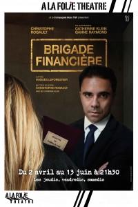 Brigade financière à la Folie Théâtre