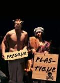 Presque plastique - Visuel