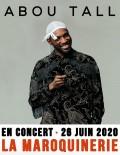 Abou Tall à la Maroquinerie
