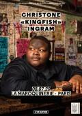 Christone Kingfish Ingram à la Maroquinerie