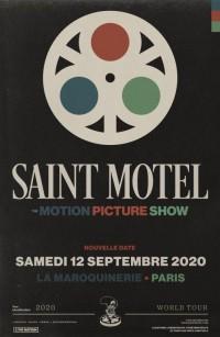 Saint Motel à la Maroquinerie