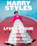 Harry Styles à l'AccorHotels Arena