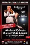 Madame Pylinska et le secret de Chopin au Théâtre Rive Gauche