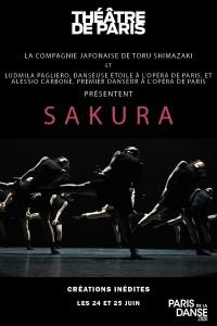 Sakura au Théâtre de Paris