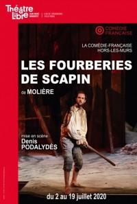 Les Fourberies de Scapin au Théâtre Libre