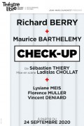 Check-up au Théâtre Libre
