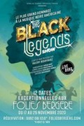 The Black Legends Show aux Folies Bergère