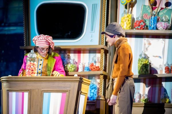 Charlie et la chocolaterie sur scène