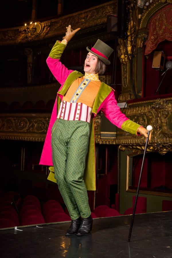 Charlie et la chocolaterie : Willy Wonka