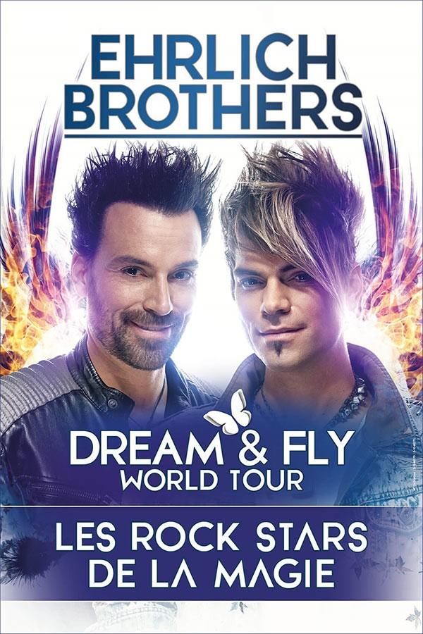 Ehrlich Brothers - Dream & Fly au Zénith