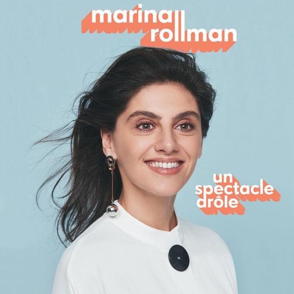 Marina Rollman à la Cigale