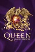 Queen et Adam Lambert à l'AccorHotels Arena