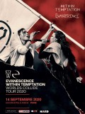Within Temptation & Evanescence à l'AccorHotels Arena