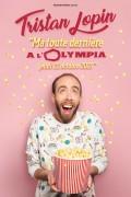 Tristan Lopin à l'Olympia