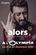 Roman Frayssinet à l'Olympia