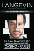 Luc Langevin au Casino de Paris