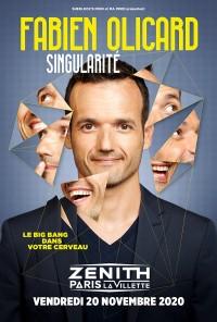 Fabien Olicard : Singularité au Zénith de paris